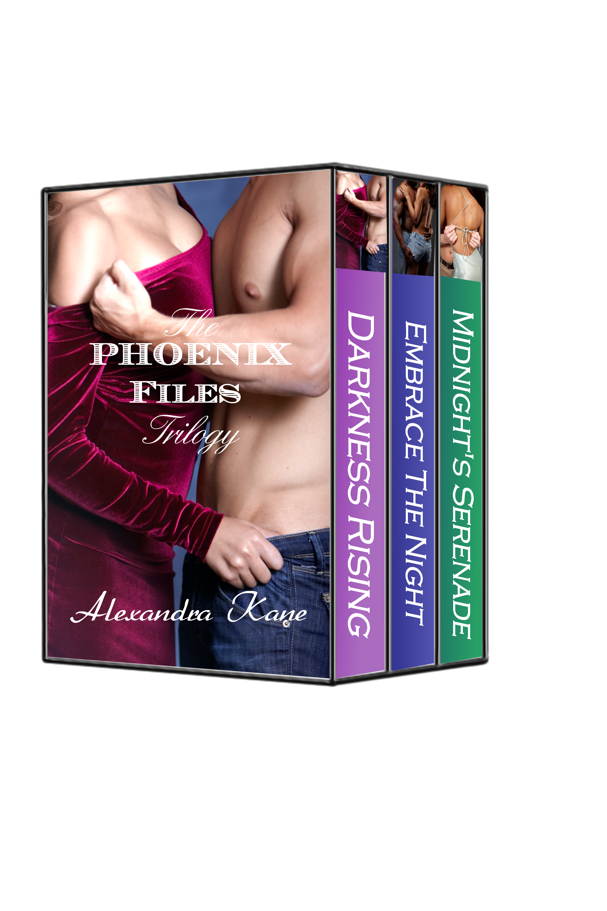 Paranormal Romance Boxed Set