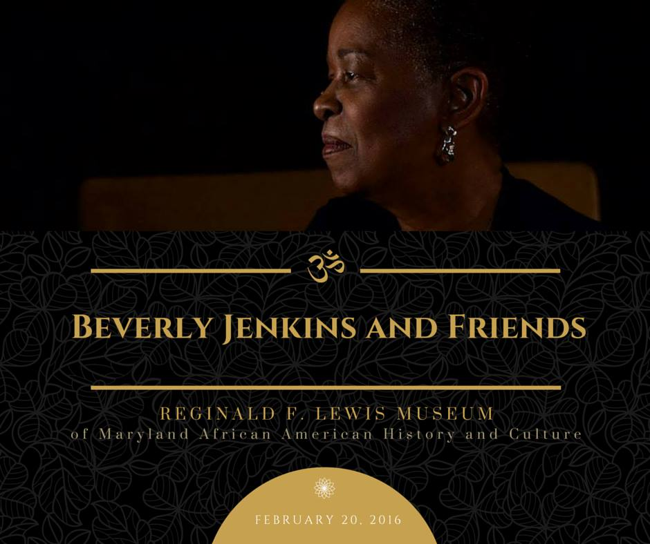 Beverly Jenkins and Friends